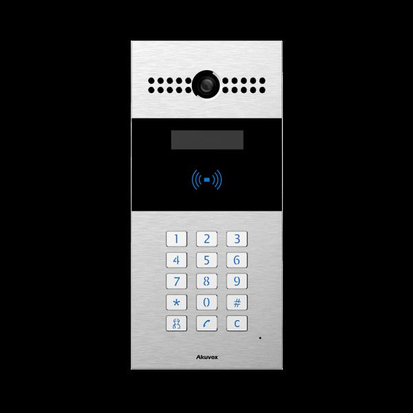 Outdoor Station For Video Ip Door System With Sip Server Smart