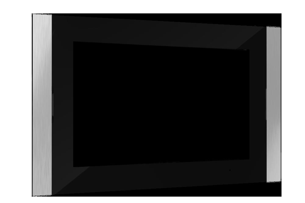 10 android touch panel f r den wandeinbau ptp. Black Bedroom Furniture Sets. Home Design Ideas