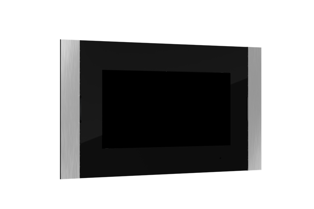 7 smart home wandeinbau touchpanel ptp innovations. Black Bedroom Furniture Sets. Home Design Ideas