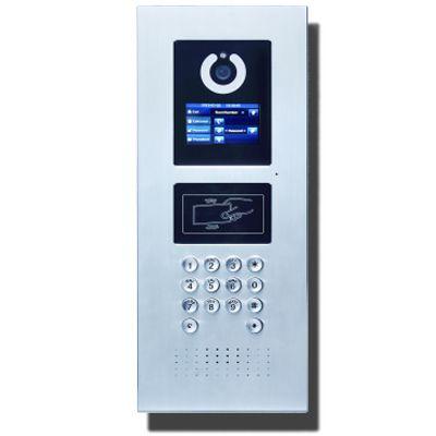 IP Video Türsprechanlage für Einfamilienhaus, Mehrfamilienhaus, 2 Familienhaus, wohnanlage