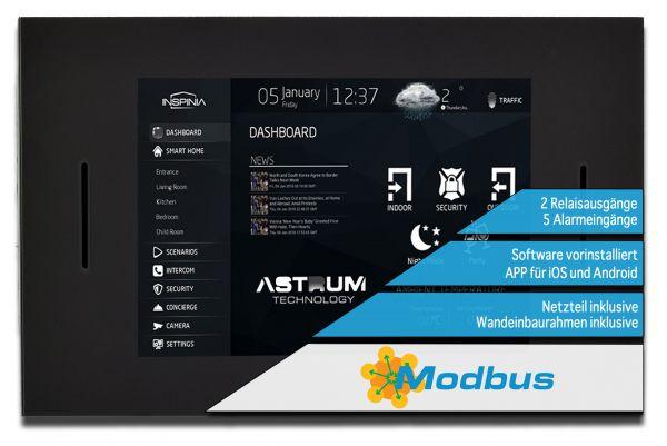 "INSPINIA Vitre Modbus (10"" Touch Panel mit Modbus)"