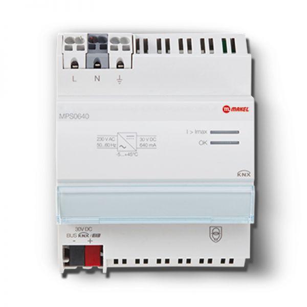 KNX Spannungsversorgung 640 mA (Netzteil)