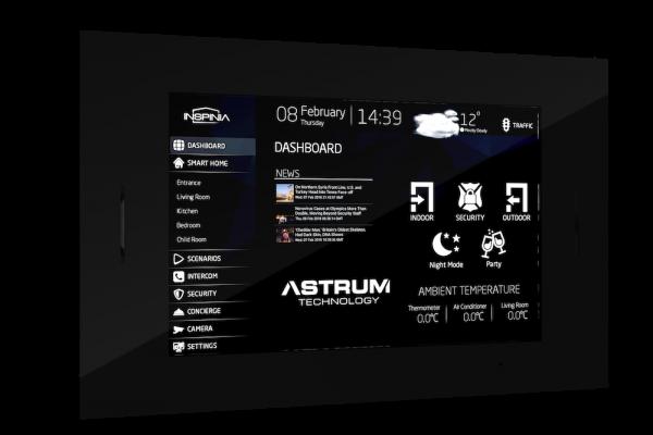 "iNSPINIA 10"" Vitre Touch Display für Digitalaktor"
