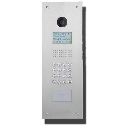 IP Video Türsprechanlage für Einfamilienhaus, Mehrfamilienhaus, 2 Familienhaus, Wohnanlage, Hotel, Büro, Arztpraxis